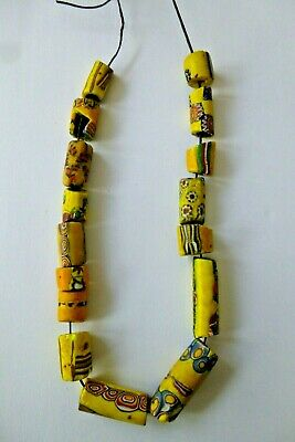 ANTIQUE  - AFICAN TRADE BEADS