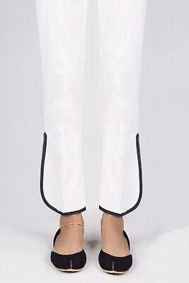 Afsaneh Pret Off White Pants Like Sana Safinaz Khaadi Maria B Sobia Nazir Elan