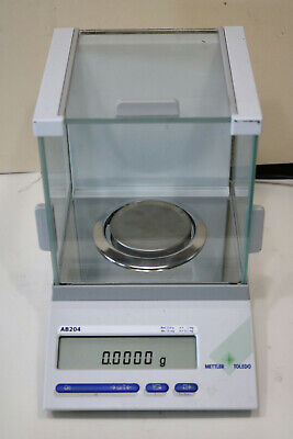 Mettler Ab204 Analytical Balance Excellent With 90 Day Warranty