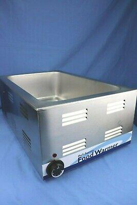 Soup Chili Gravy Warmer 1200 Watt 120v New