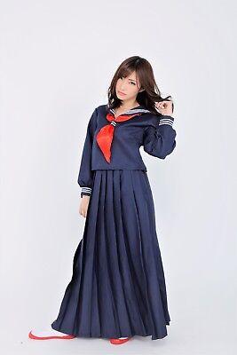 Sukeban (Japanese Boss Girl) Yui Asaka Cosplay, Cute, Halloween costume, Anime ()