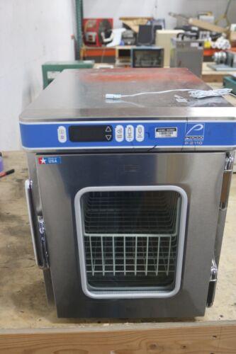 Pedigo P-2110 Fluid / Blanket  Warming Cabinet W/ Basket 2.3 CU. FT warmer