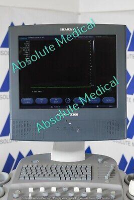 Ultrasound From Siemens Acuson X300shared Ultra Sound Probetransducer Avail.