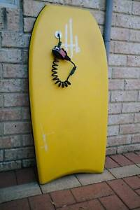 HB bodyboard with board cover!