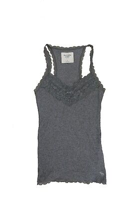 Abercrombie & Fitch Camisole Tank Top (s)