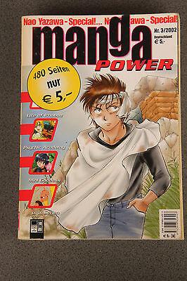 Manga Power - Ausgabe 3/2002