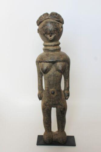 Tribal African Figure Mende Female