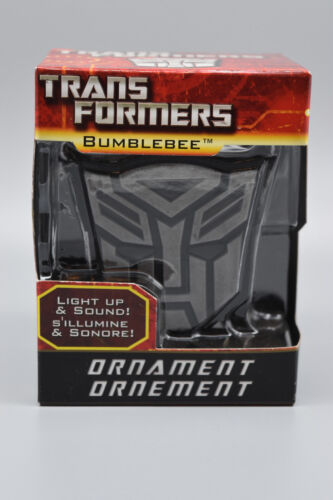 "American Greetings Heirloom Ornament ""Transformers Bumblebee"" - New Old Stock"