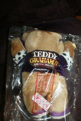 Nabisco Promotional Teddy Grahams Bear Mail In Promo Brand New iSealed Bag  (Nabisco Teddy Grahams)