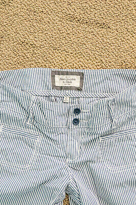 Abercrombie and Fitch Pants, women's pinstripe sz 4