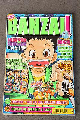 Banzai! 01/2004 - Manga-Magazin