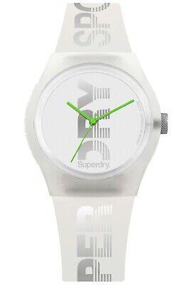 Superdry 'Urban Sport' Silicone Watch SYL189