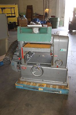 Powermatic Planer Model 221 240v 3ph