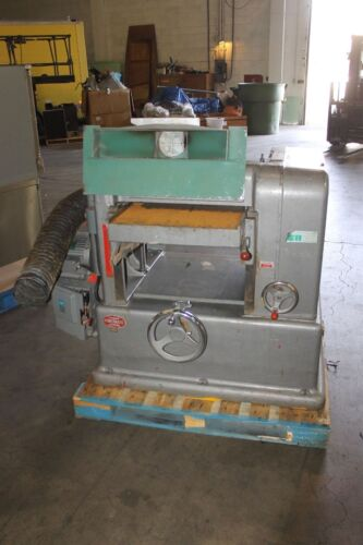 Powermatic Planer; Model # 221 240v 3ph
