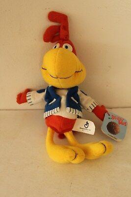 General Mills Breakfast Babies BeanBag Plush Sonny the Cuckoo Bird 1997