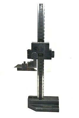 E. Brause Vernier Height Guage