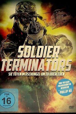 Soldier Terminators - Sie töten im Dschungel um zu überleben / DVD / Neu