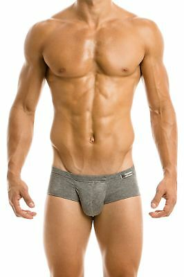 (Modus Vivendi Men's Mohair Boxer Soft Low Rise Supportive Short Hipster)