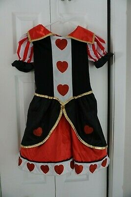 Disney Queen Of Hearts Halloween Costume (Queen of Hearts Disney