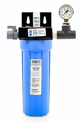 Ice Machine Hydro Life Commercial Single Water Filter System 300 G