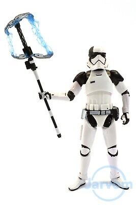 """Star Wars The Black Series TBS 3.75"""" Stormtrooper Executioner Loose Complete"""
