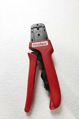 Molex Made In Sweden 638118200e Crimping Tool