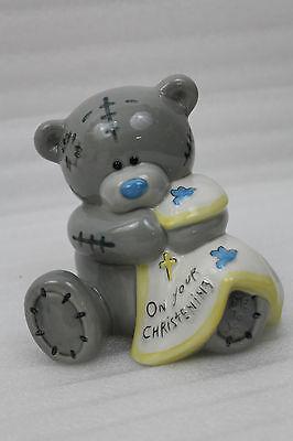 NEU! Me to You Carte Blanche Porzellan Spardose Teddy für die Taufe (Dekoration Für Die Taufe)