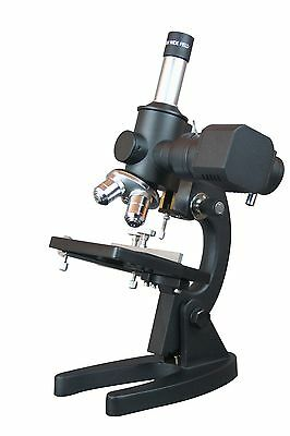 600x Metallurgical Metallograph Laboratory Microscope