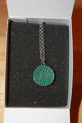 Lia Sophia Necklace Robin's Egg RV $38 - NIB
