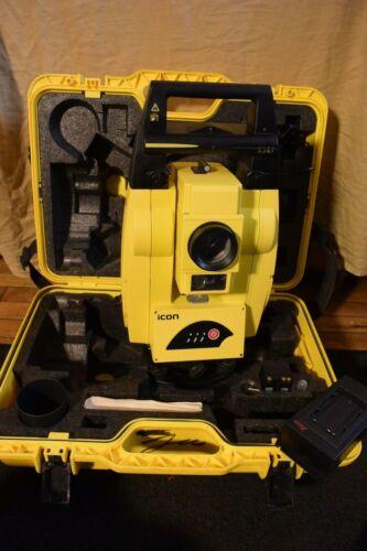 Leica iCON Robot 50 Total Station