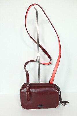 chultertasche Crossbody Tasche Bag Rotbraun (119) (Kleine Boutiquen)
