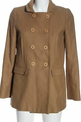 Tara jarmon manteau court bronze style d'affaires dames t 38