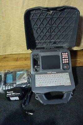 Ridgid Seesnake Lcd Monitor Model Cs65 No Camera Reel Included
