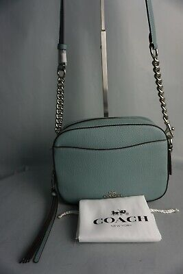 Authentic Coach Sage Leather Camera Bag/Crossbody---NWT $250