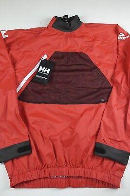 Helly Hansen Helly Tech Performance Windbreaker Jacket Red Hydropower Mens