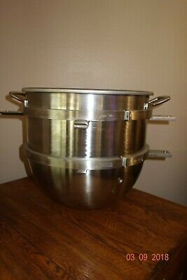 Hobart Hl60-40 Stainless Steel 40 Qt. Legacy Mixer Bowl