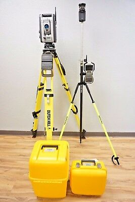 Trimble Vx Dr Vision Scanning Robotic Total Station 1 Sec S5 S6 S7 S8
