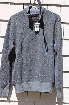 NWT-Polo Ralph Lauren Men's 1/2 Zip Wool Pullover Size XXL