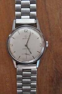 Vintage Certina Waterking watch Highfields Lake Macquarie Area Preview