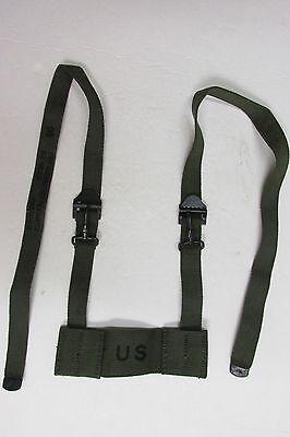 US VIETNAM ERA M1956 CANVAS FIELD BUTT PACK ADAPTER STRAP UNISSUED WEB GEAR