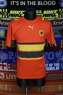 5/5 Angola adults M 2006 original football shirt jersey trikot camiseta maillot image