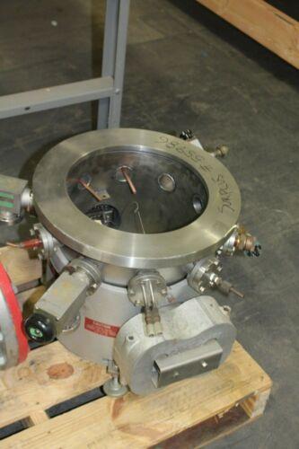 GE High Vacuum Chamber