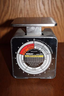 Dymo By Pelouze K5 5-lb.capacity Radial Dial Mechanical Scale. Lightly Used