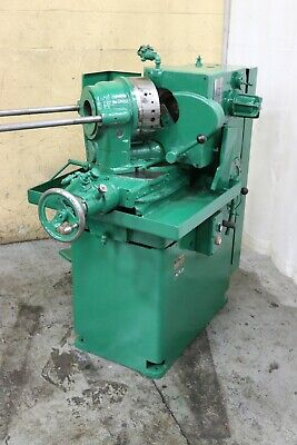 3 Oliver Model 600 Semi Automatic Drill Grinder Yoder 65959