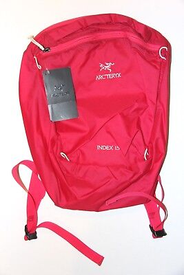 bc0c8f11648ce Arc teryx Index 15 Backpack Daypack - Vanda Orchid - NEW