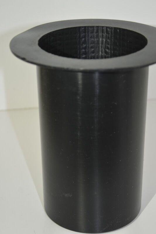 """4""""x6"""" Burlap Silicone Pillar Candle Mold"""