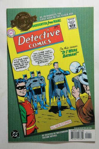 MILLENNIUM EDITION: DETECTIVE COMICS #225 - 1ST APP. OF MARTIAN MANHUNTER - DC