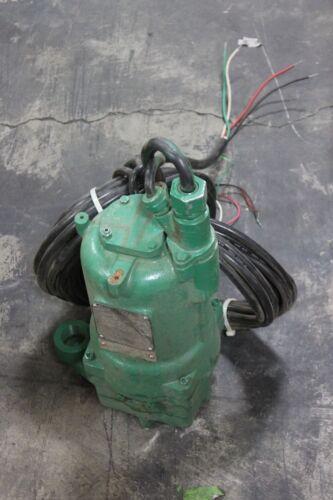 Hydromatic  Submersible Sewage   Pump G1X200JD 2HP 460V