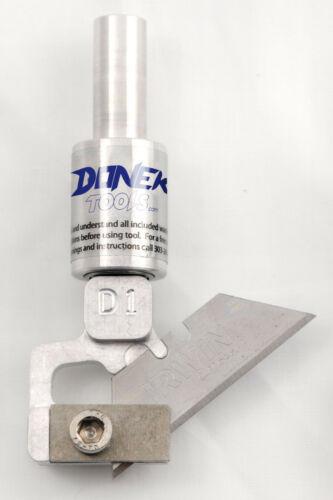Donek D1 Drag Knife