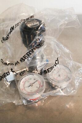 Victor Sgs 500 Sgs500-125-705-4f Oxygen Pressure Regulator 500 Series 3000 Psi